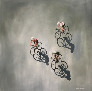 Bring Cycling Indoors With These Stunning Original Artworks