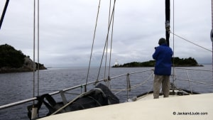 Escape from Macquarie Harbour