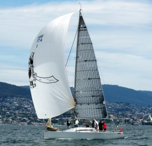 Big weekend for Jeff Cordell at Crown Series Bellerive Regatta 2019