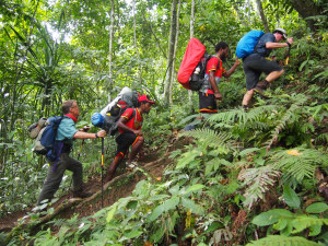 You'll experience mud, mountains & mateship on Kokoda