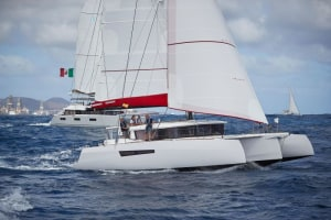 ARC+ - first arrival makes landfall in Rodney Bay, Saint Lucia