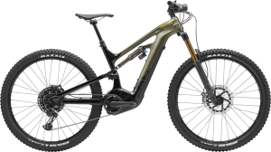 Cannondale expands e-MTB range