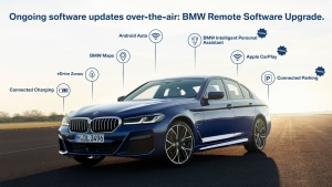 BMW Group rolls out biggest remote software upgrade in company history