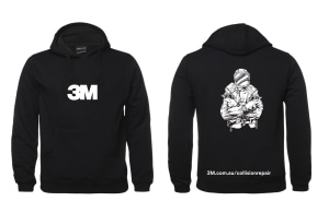 Get Your Hands on a 3M Hoodie