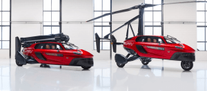 First consumer-ready flying car unveiled