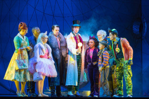 WIN a double pass to see Charlie and the Chocolate Factory (Sydney)