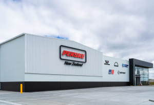 Penske opens new Christchurch facility