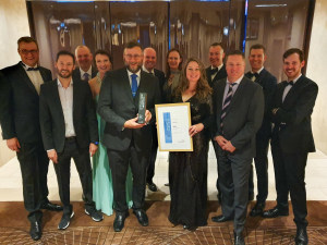 Penten recognised as most innovative company