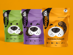 Percept debugs myth for pet food pack