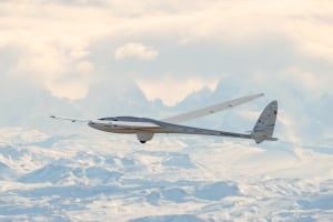 Airbus sets gliding altitude world record