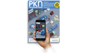 PKN's first-of-a-kind cover with AR for AUSPACK