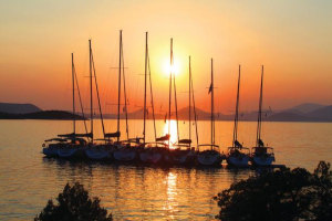 How to get paid to sail the Greek Isles