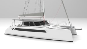 Seawind Catamarans announces new model: Seawind 1370