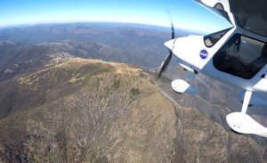 FRIDAY FLYING VIDEO: Pipistrel to Benambra