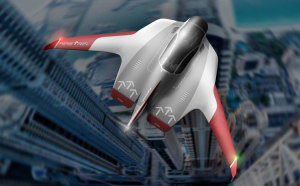 Pipistrel releases Uber Concept Vehicle