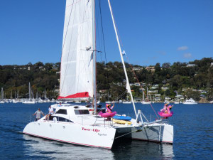 Last chance to join 2018 Multihull Solutions Pittwater Rally