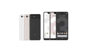 Google announce Pixel 3 and Pixel 3 XL smartphones