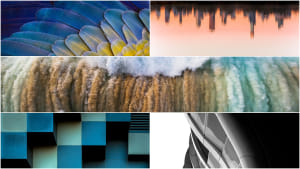 Who won our January 'Abstract' photo comp?