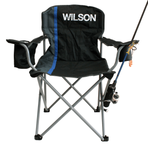 Wilson Platinum Fishing Chair