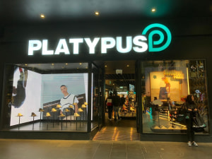 The inside details on the new Pitt St Platypus store