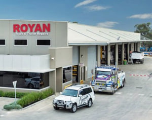 Royan Group bought by private equity company.