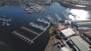 Another 109 berths added to Prince of Wales Marina in Hobart