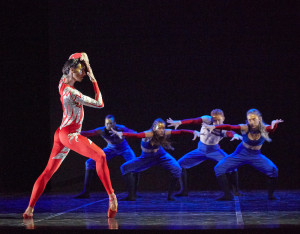 West Australian Ballet: 'In-Synch: Ballet at the Quarry'
