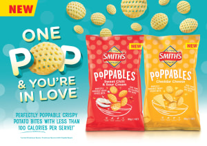 New snacks pop into aisles this Valentine's Day