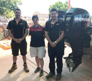 New Broome dealership sweeps all before it