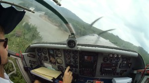 FRIDAY FLYING VIDEO: Kalimantan Porter