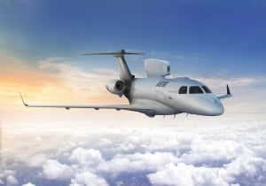 Embraer launches P600 AEW platform