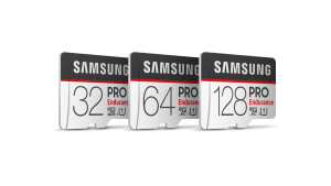 Samsung announce new MicroSDHC and XC cards