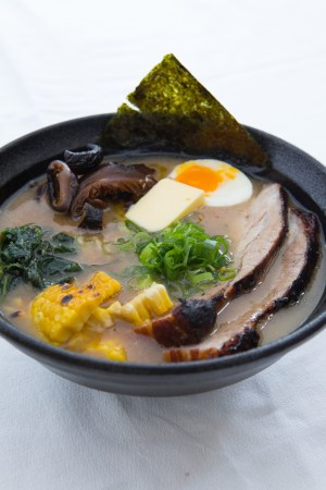 RECIPE: Sam Lawrie's miso butter ramen
