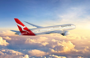 Qantas CEO says you 'probably' can't get COVID 19 on a plane