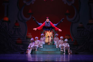 Queensland Ballet: Nutcracker