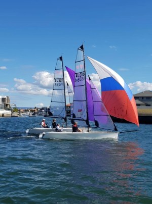 A new opportunity for disabled sailors - Queensland Para Sailing Academy