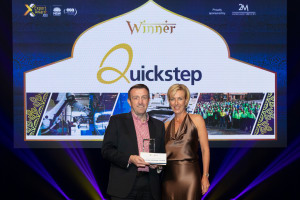 Quickstep wins NSW export award