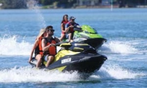 Fifty jet skiers fined by NSW Maritime in Operation Elanora