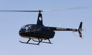 Robinson delivers 1000th R66