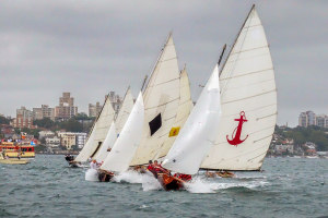John Winning takes out Historical 18 footer Australian Championship
