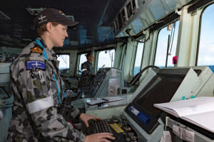 Safran to support Navy infrared tracking systems