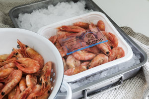 New adhesive for SE Asia cold food labelling