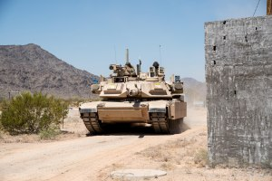 Leonardo and Rafael to provide Trophy to US Army Abrams tanks