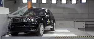 Range Rover tops ANCAP assessment