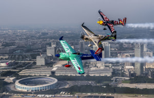 And then there were Three: the final Red Bull Air Race