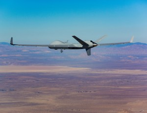UAS competition heats up as UK chooses Protector