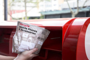Australia Post brings out recycled mail satchels