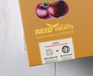 Cherry red: Reid Fruits combats fraud
