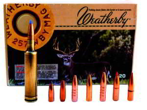 Reloading the .257 Weatherby Magnum