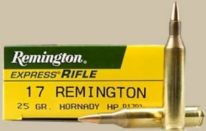 .17 Remington  Versus .22-250